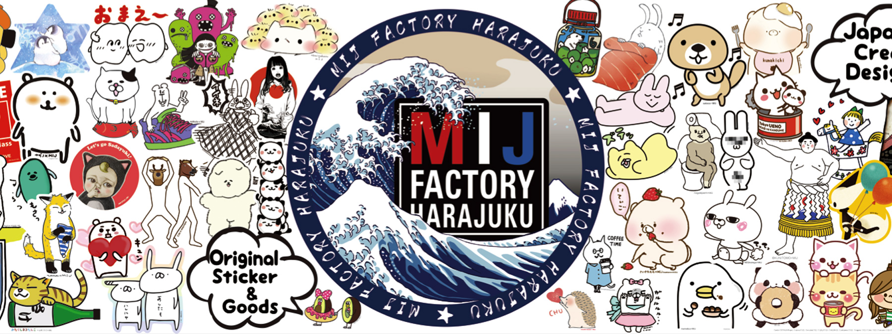 MIJ FACTORY HARAJUKU